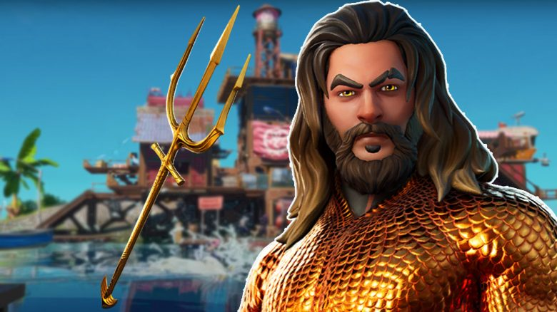 Fortnite aquaman titel