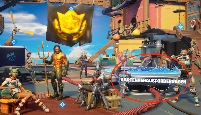 Fortnite-season-3-herausforderungen