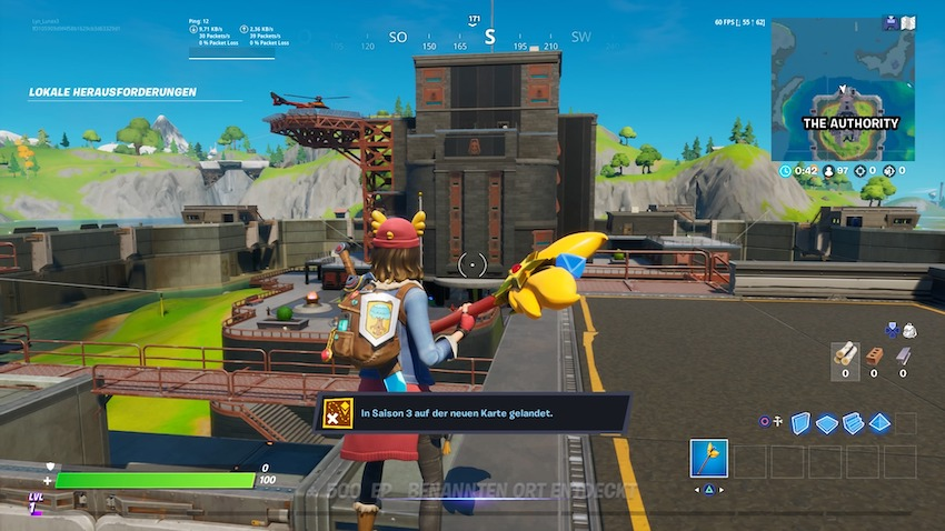 Fortnite-the-authority