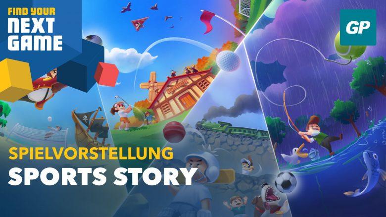 Sports Story – Ein RPG für alle, die Sport hassen