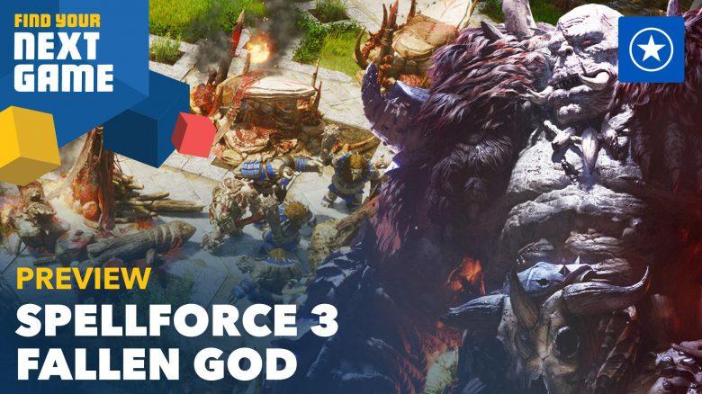 SpellForce 3: Fallen God zeigt: Es gibt noch RTS-Erfolgsgeschichten!