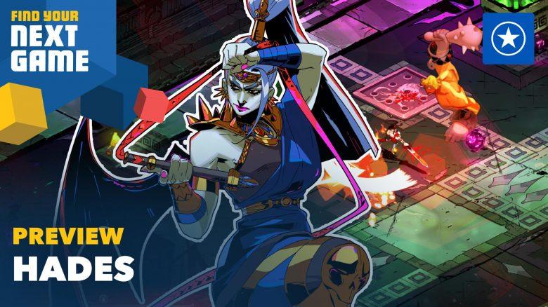 Hades: Ein Action-Rollenspiel geht auf Steam durch die Decke – sowas von zu Recht!
