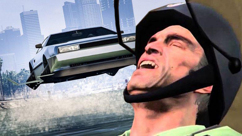 GTA Online: Über diesen peinlichen Tod eines Griefers lachen tausende Spieler