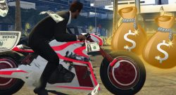 GTA Online Geld Motorrad Titel