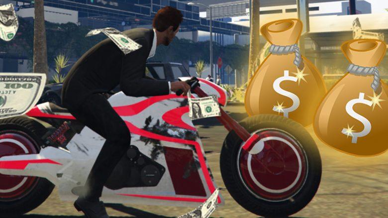 GTA Online: Schnappt euch jetzt leicht 202.000 GTA$ in unter 5 Minuten