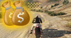 GTA Online: Holt euch schnell 202.000 $ in 2,5 Minuten – So geht's