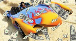 GTA Online Scramjet Geld Titel