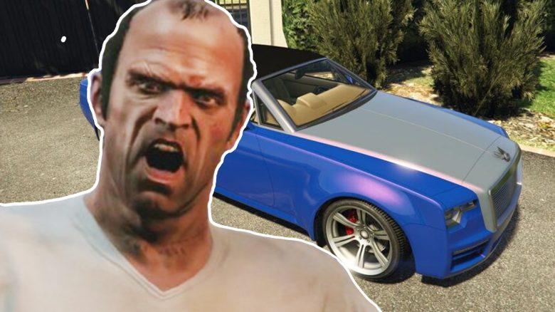 Geister-Auto in GTA Online rächt Tod seines erschossenen Fahrers
