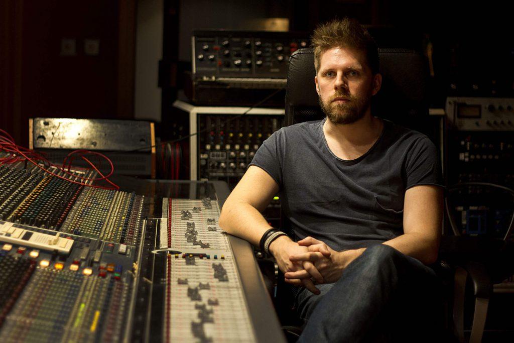 GTFO Simon Viklund bei der Arbeit