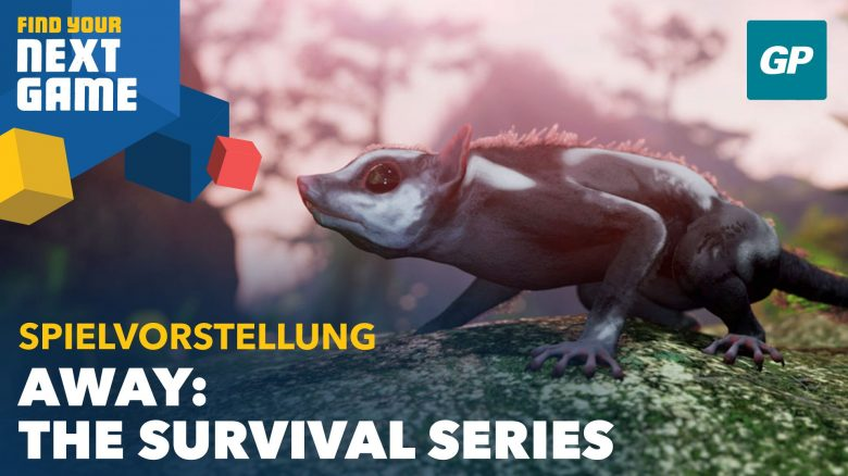 Away: The Survival Series zeigt euch die gnadenlose Wildnis