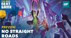 GamePro-No-Straigh-Roads-FYNG-Titel