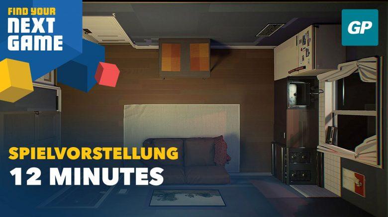 Twelve Minutes – Gefangen in der Zeitschleife