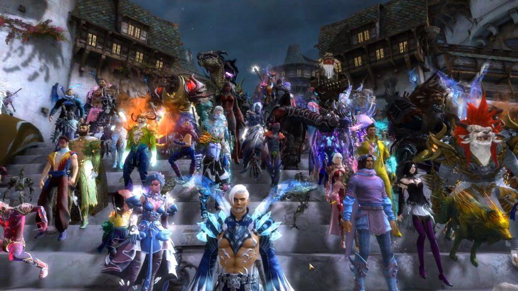 Guild Wars 2 Titel Tyria Pride