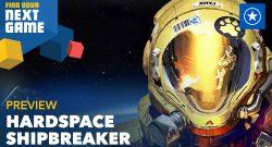 Hardspace: Shipbreaker ist ein Anti-Aufbauspiel im Weltraum