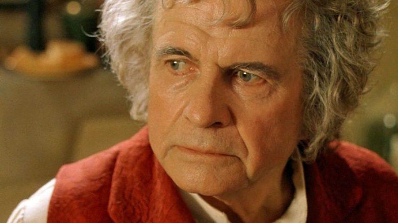 Herr der Ringe Ian Holm Bilbo Beutlin 2