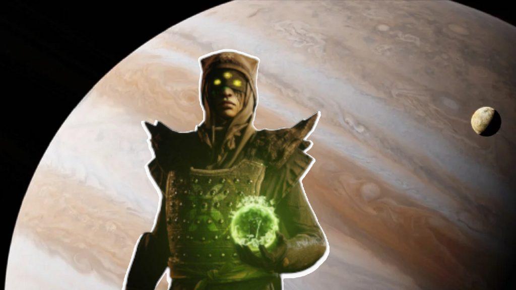 Jupiter Destiny Eris titel