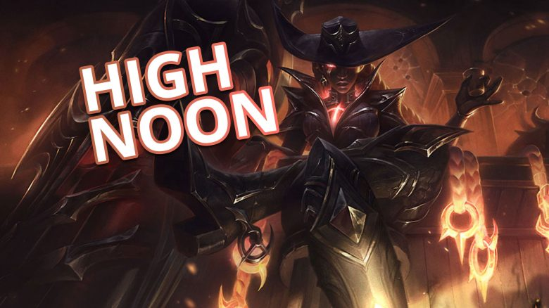 League of Legends: High Noon 2020 – Alle Skins, Missionen und Belohnungen