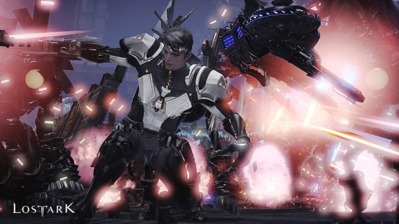 MMORPG Lost Ark stellt neue Klasse mit Lasern und Drohnen vor – Das kann sie