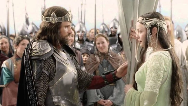LotRO Aragorn Arwen Wedding