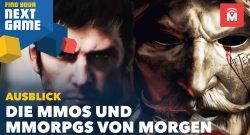 MMMO Ausblick MMOs MMORPGs von morgen Titel Fyng2