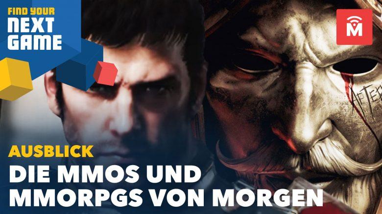 Die 8 aussichtsreichsten neuen MMOs und MMORPGs für 2020 und 2021