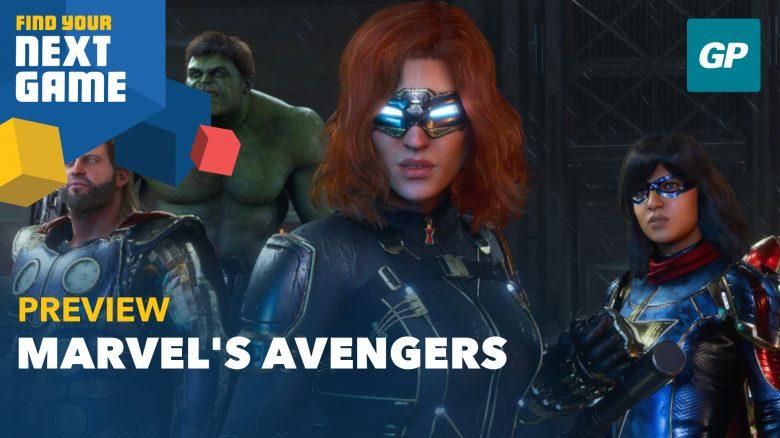 Marvel's Avengers: Imposante Action ausgebremst durch das Lootsystem