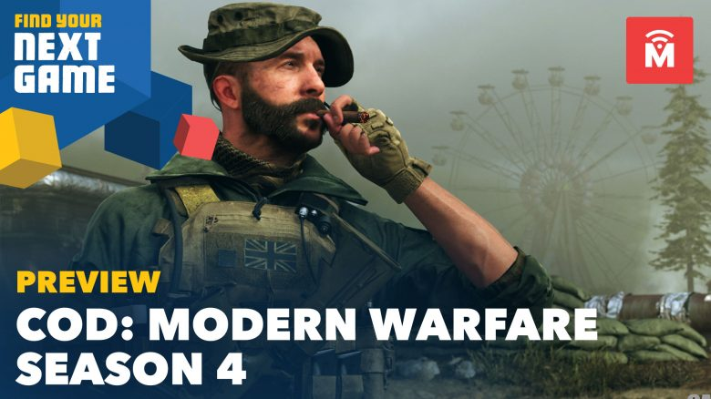 MeinMMO Modern Warfare Season 4 FYNG Titel