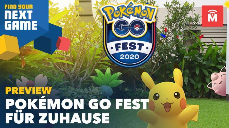 Pokémon GO: 2020 wird das GO Fest riesig – Perfekt für Einsteiger