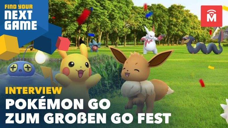 Interview zum Pokémon GO Fest: Regionale, Shinys und die Level-Erhöhung