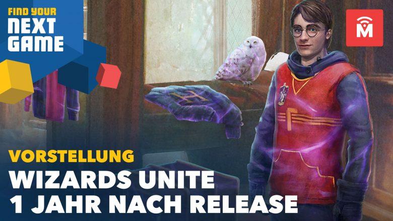 Wizards Unite nach einem Jahr – Wenn Harry Potter auf Pokémon GO trifft
