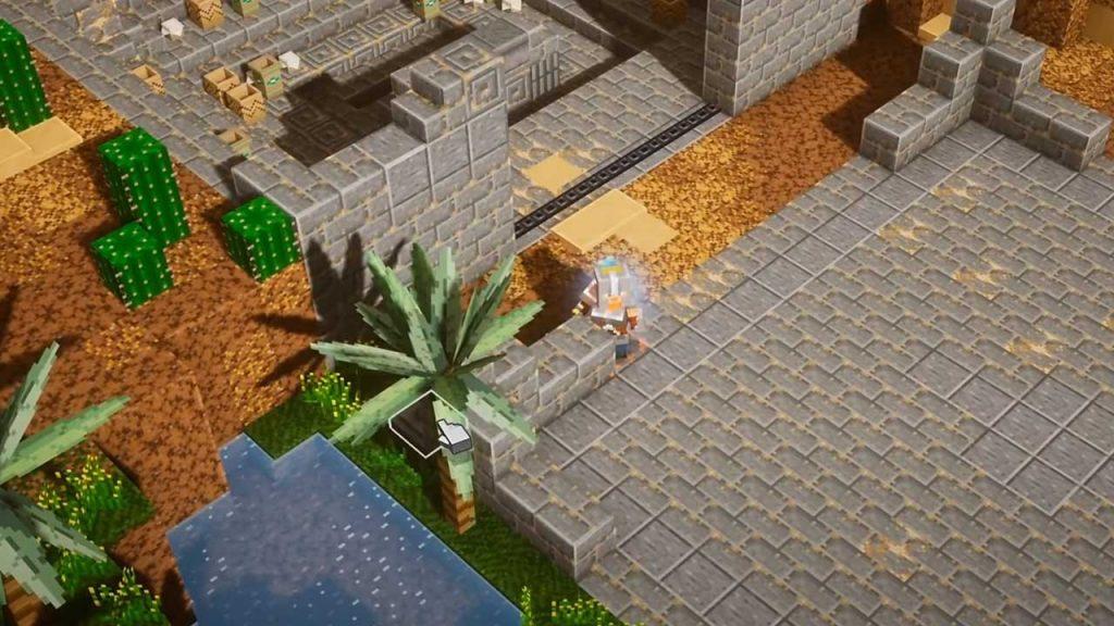 Minecraft-Dungeons-Kakteenschlucht