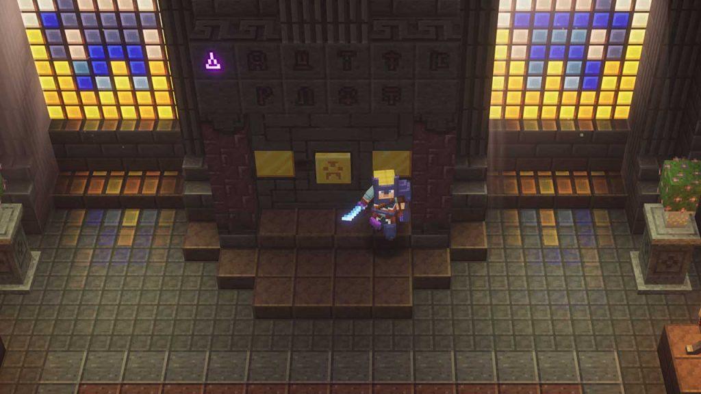 Minecraft-Dungeons-Kirche-Altar