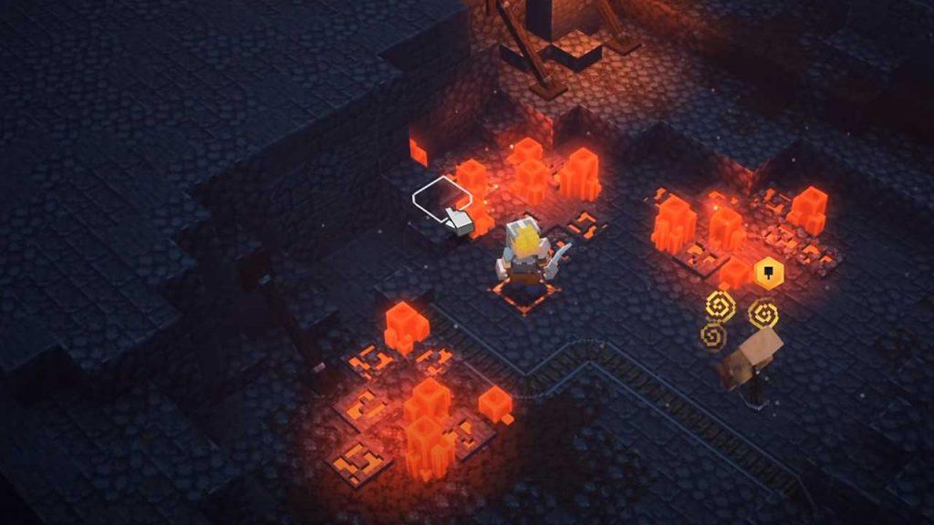 Minecraft-Dungeons-Redstone-Mine