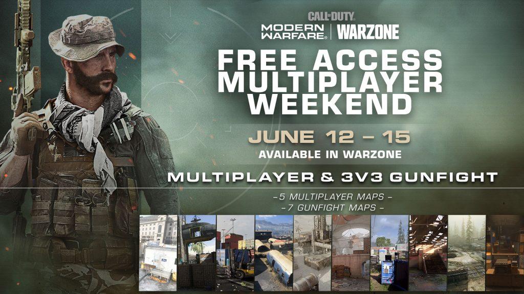 CoD Modern Warfare kostenlos
