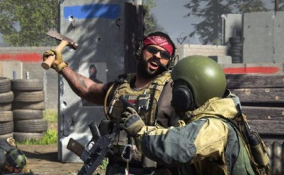 Nahkampf Melee CoD Warzone Titel