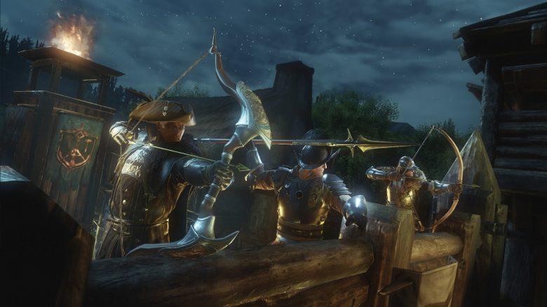 New World zeigt epische 100-Spieler-Schlachten um Forts im neuen MMO