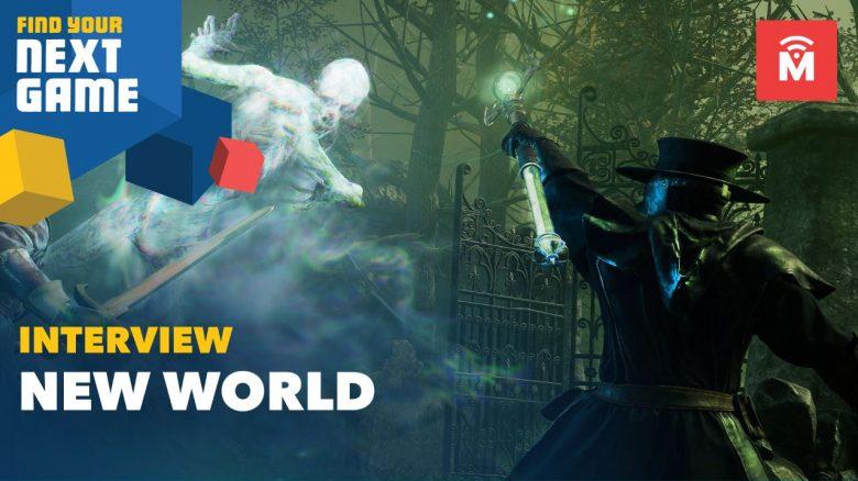 Was hat New World eigentlich im PvE zu bieten? Wir haben Amazon gefragt