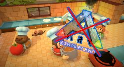 Overcooked screenshot Titel kein ARK