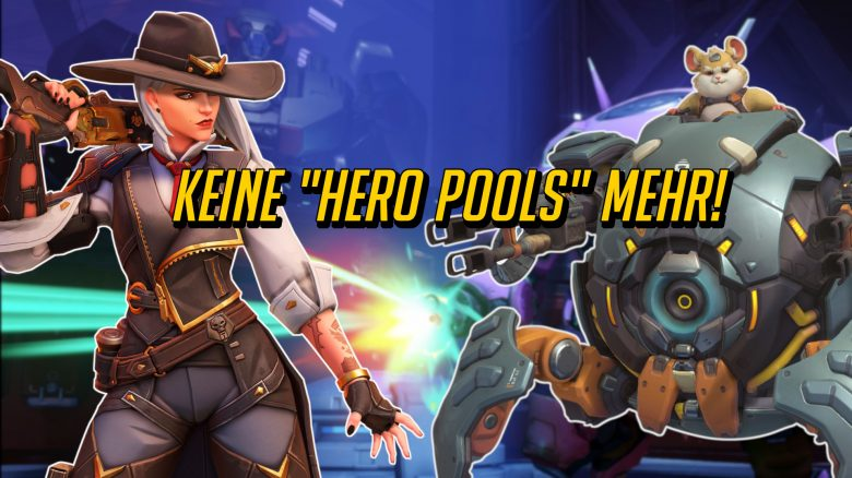 Overwatch Keine Hero Pools titel title 1920x1080