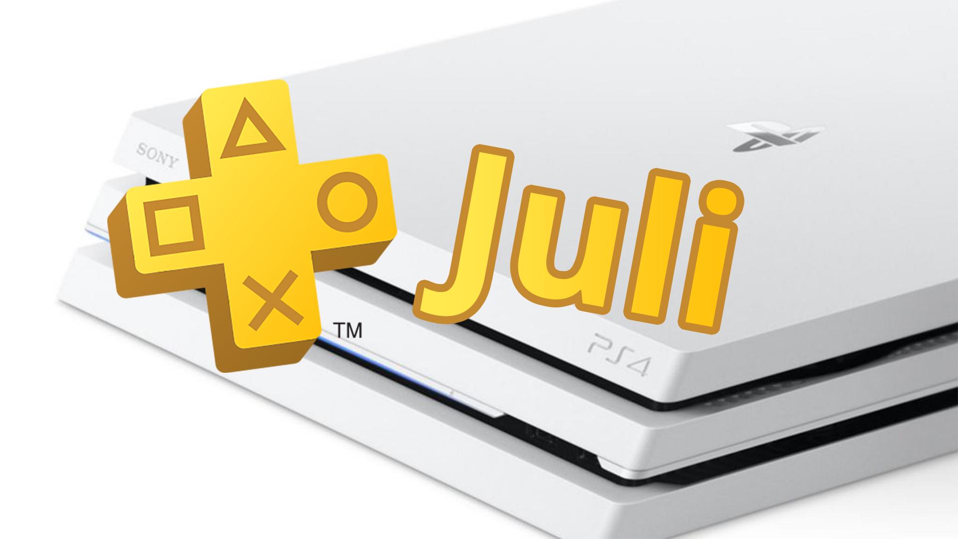 Ps Plus Juli