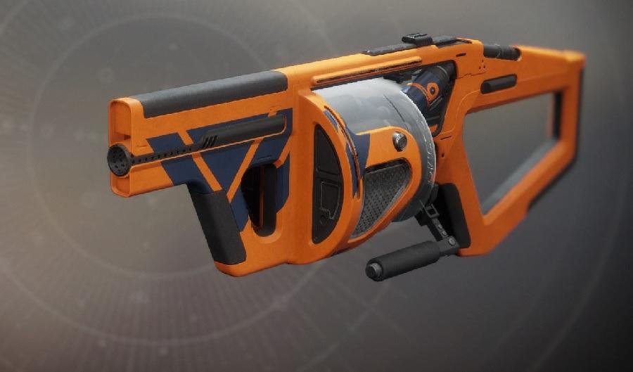 Permanente Wahrheit Grenade Vorhut Waffe Destiny 2