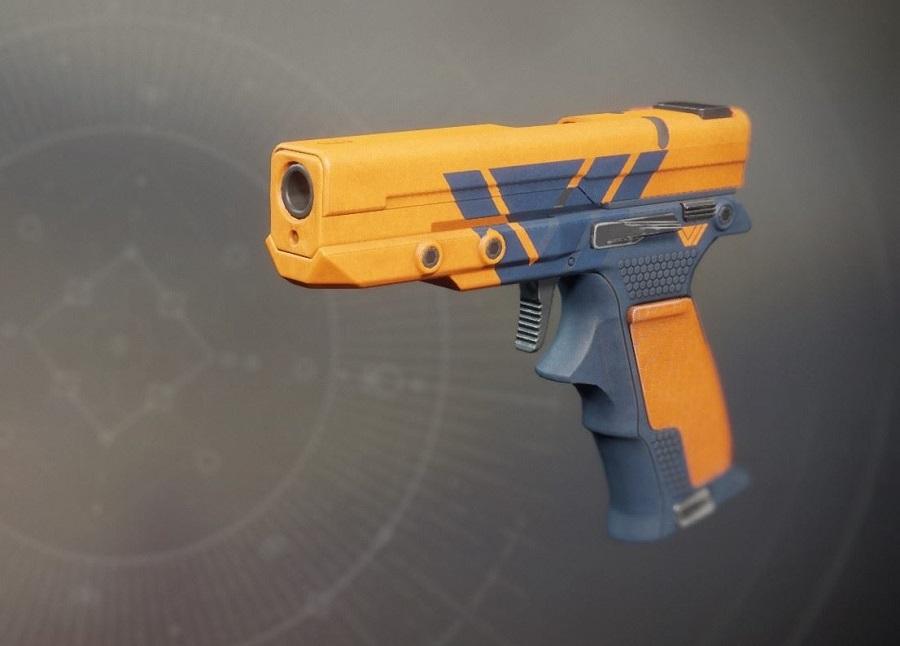 Pistole Spoiler Alarm Vorhut Destiny 2