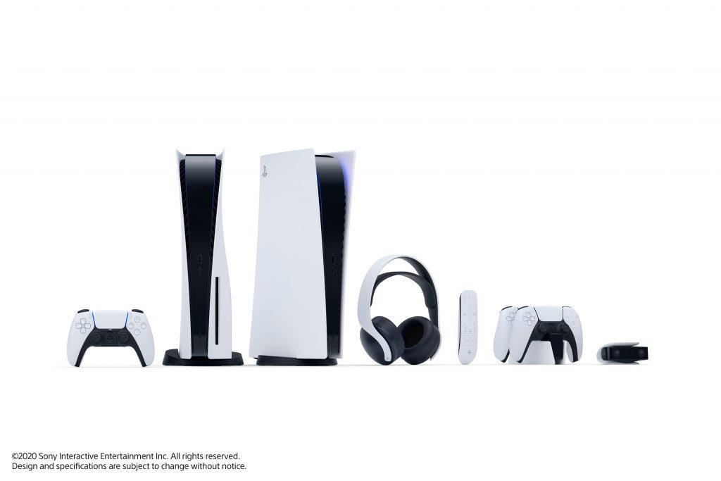 PlayStation 5 Design Complete