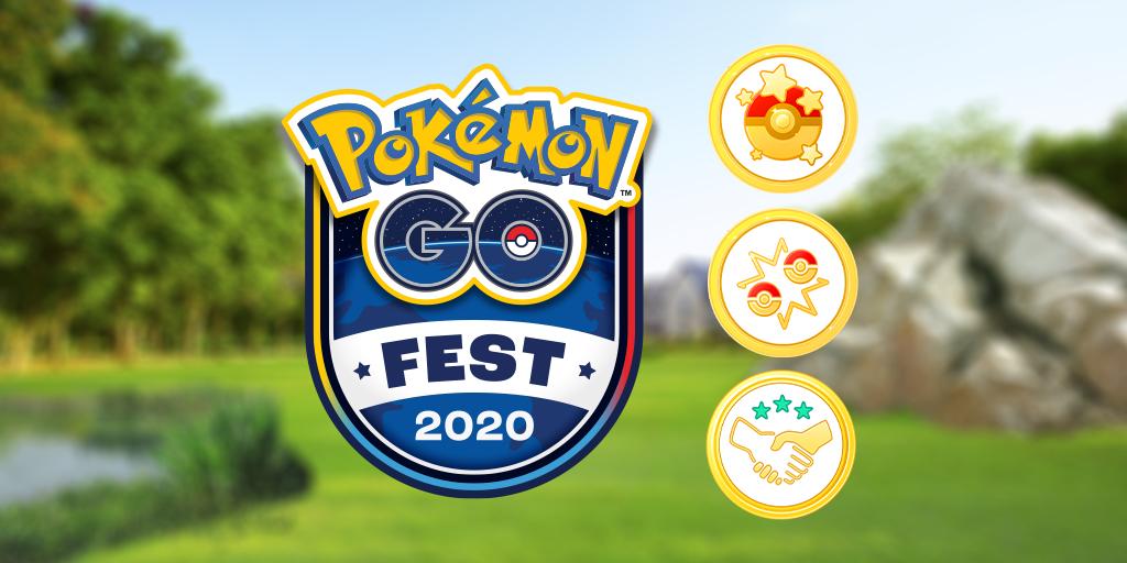 Pokémon GO 4 Jahre Geburtstag Titel Event