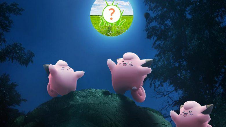 Pokémon GO: Rampenlicht-Stunde heute mit Piepi und EP-Bonus