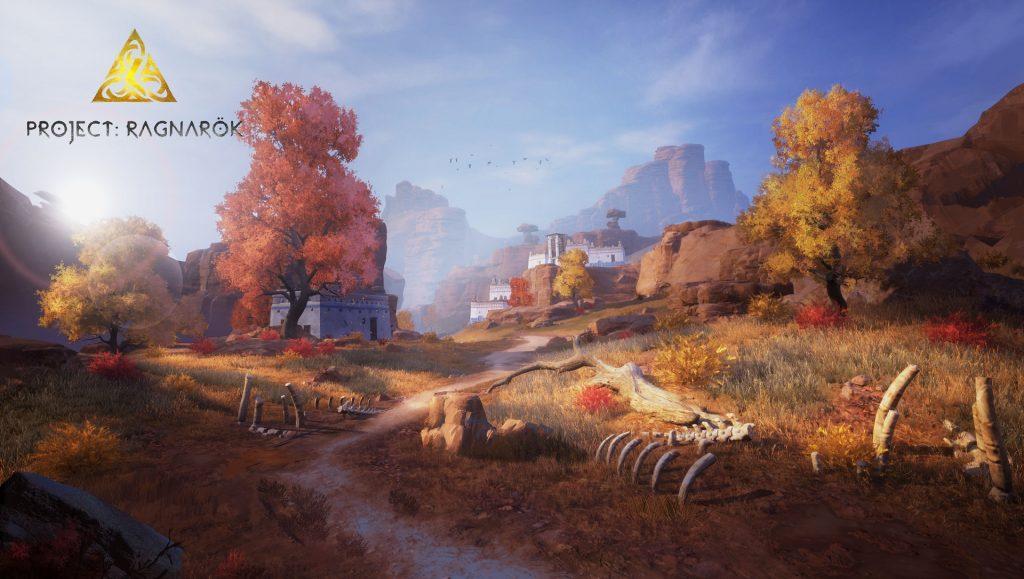 Project Ragnarök Screenshot Landschaft
