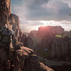 Project Ragnarök Screenshot 2 Klettern