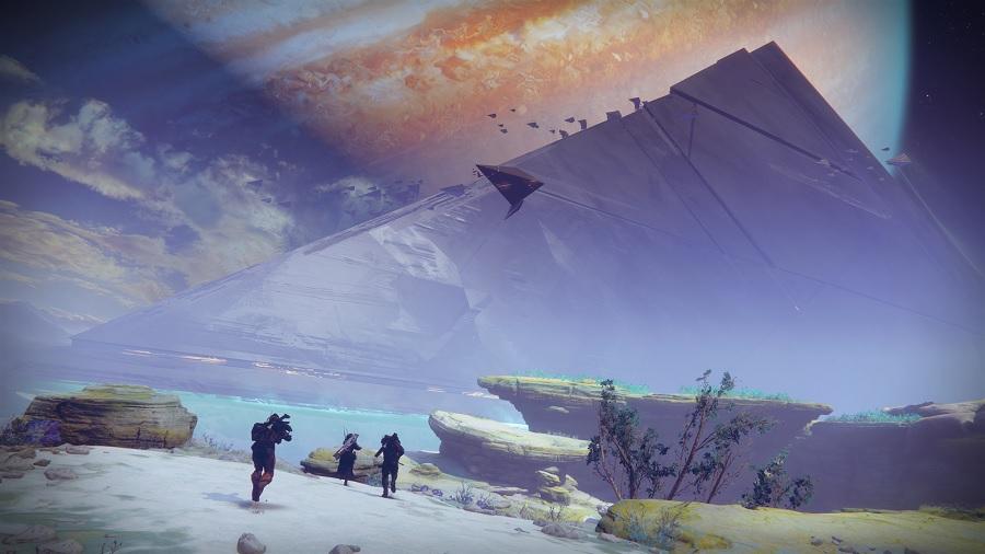 Pyramiden Dunkelheit Season 11 Arrival Ankunft Destiny 2