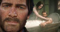 Red Dead Redemption 2 Arthur Bad Titel