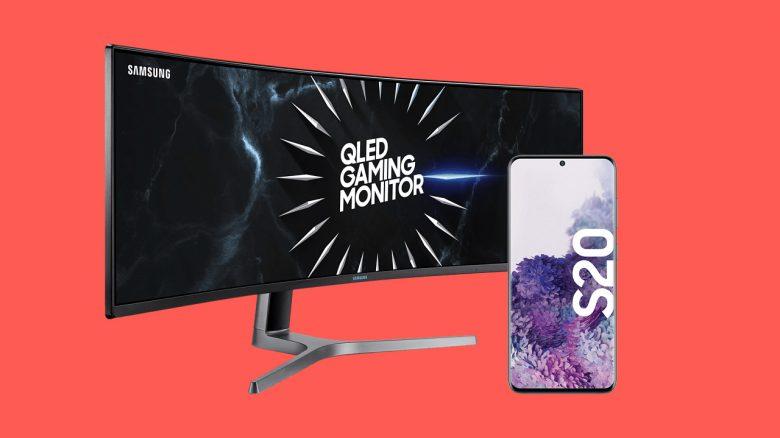 MediaMarkt Angebot: Samsung Gaming-Monitor kaufen & Cashback sichern